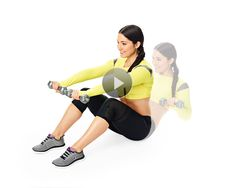 Back Fat Workouts: Row Your Boat