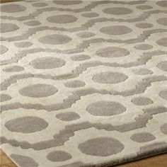 Family room rug from shades of light. Comes in 10 x 14