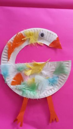 Paper Plate Swan - Fun Family Crafts