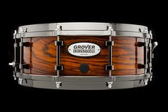 Grover Custom Drums | GCD-13-048273 Drums, Music Instruments, Percussion, Musical Instruments, Drum, Drum Kit