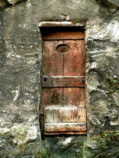 Une autre vieille porte