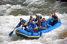 Rafting: Cherry Creek, Merced River  Mokelumne River, North Fork of Stanislaus, and Tuolumne River http://www.mymotherlode.com/community/recreation/rafting/