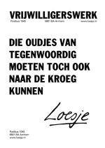 Loesje-posters