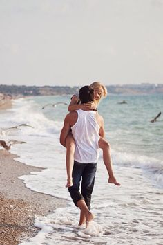 Romantic beach