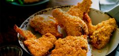 """""""Oven-Fried"""" Four Cheese Chicken"""