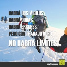 No habrá límites | Guía Fitness