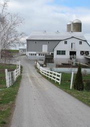 Beacon Hollow Farm Amish Guest House | Pennsylvania Dutch Country | Lancaster, PA