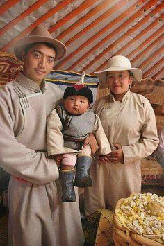 Mongolie.