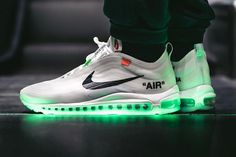 Virgil Abloh x Nike Air Max: Best Sneakers on Instagram This Week