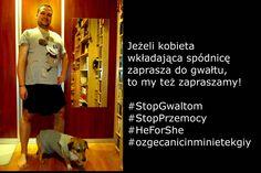 Jakub Kobyliński - Razem przeciw kulturze gwałtu! #StopGwaltom #StopPrzemocy #HeForShe #ozgecanicinminietekgiy