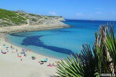 Cala Torta, ruta por Mallorca en una semana #mallorca #playa #isla #beach