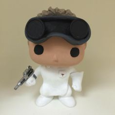 Funko Pop Vinyl Custom Dr Horrible Figure by Mike Martin Joss Whedon Sing Along | eBay