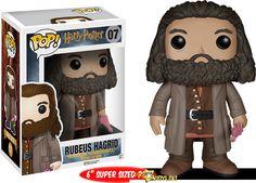Rubeus Hagrid funko pop vinyl