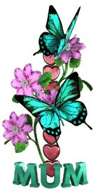 3d butterfly gif | mum-flowers