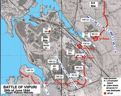 Battle of Viipuri 20th of June 1944.