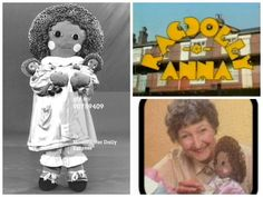 Ragdolly Anna - ITV 80s Kids, Kids Tv, Back In My Day, My Youth, Great Memories, Classic Tv, My Memory, Old Toys, My Children