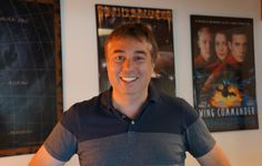 Wing Commander creator Chris Roberts shows off Star Citizen and the new way to fund triple-A games (interview)