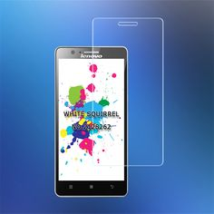 9H 2.5D 0.3mm Premium Tempered Glass Screen Protector  For Lenovo A536 Front Screen  protective film a536 glass film+ Clean Kit