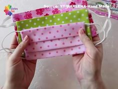 Kids Crafts, Diy Crafts Hacks, Diy And Crafts, Paper Crafts, Fabric Crafts, Sewing Hacks, Sewing Tutorials, Sewing Crafts, Sewing Projects