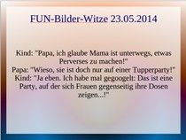 FUN-Bilder-Witze 23.05.2014