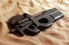 """Nice p90. Same gun they used in """"Stargate Sg1"""""""