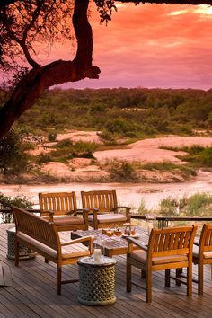 Leadwood Lodge - Sabi Sand Game Reserve, South Africa