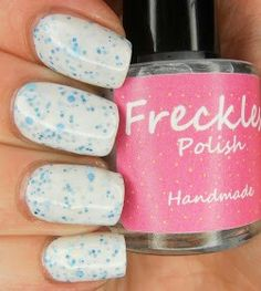 Greek Islands, part of my new Holiday Destinations Collection, which will be released tomorrow in my Etsy shop,  Www.etsy.com/shop/frecklespolish  Swatched by the wonderful Cazzy from Special Girl Nails, check out her blog for more pics and a great review!  http://specialgirlnails.blogspot.co.uk/2014/06/uk-indies-freckles-polish-holiday.html?m=1 #frecklespolish #nailartwow #nailsforyummies #nofilter #nailpolish #nailaddict #naturalnail #nailartoohlala #nailvarnish #nailsofinstagram…