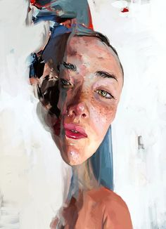 ArtStation – HeadStudyWhite, Mateja Petkovic