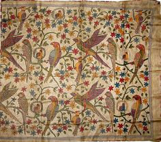 Kantha Embroidery of West Bengal | The Craft and Artisans