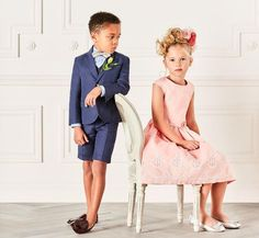 Cute little boy suit for wedding, Easter by Janie and Jack