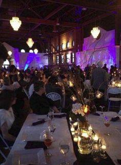 Reception photo Our venue The Artisans Building