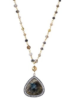 I need this necklace from Alanna Bess Jewelry!