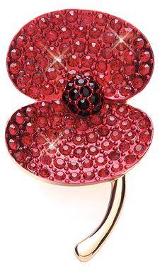 The Royal British Legion -Buckley's Pimped-Up Poppy!