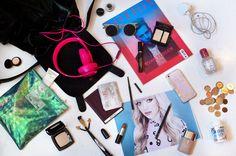 What's in My Handbag - leah mcfall