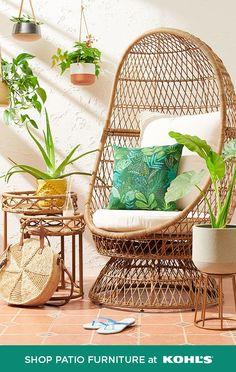 Home Interior Salas Home Interior Salas Living Room Decor, Bedroom Decor, My New Room, Bohemian Decor, Apartment Living, Patio, Backyard, House Design, Interior Design