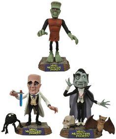 Mad Monster Party Action Figure Series 1 Set « Game Searches