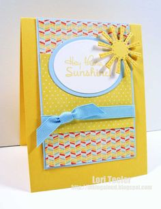 Card by Lori T using Verve Stamps.