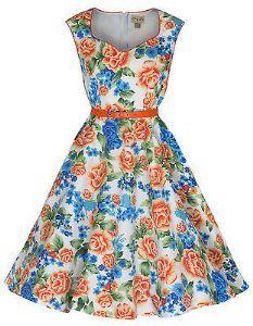 Yulia dress by Lindy Bop