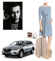 """""""Bill and I going to Visit Kelsey , Sebastian and the twins"""" by sunshineadrenaline ❤ liked on Polyvore featuring Leota, Topshop, Sarah Flint and Terre Mère"""
