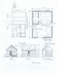1x1.trans Free Small Cabin Plans that will Knock your Socks Off
