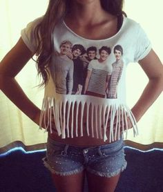 I love One Direction ♥