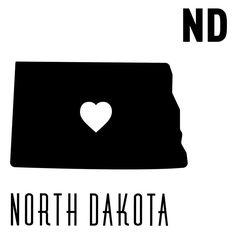 North Dakota (M1097)   Close To My Heart - retiring July 31, 2017
