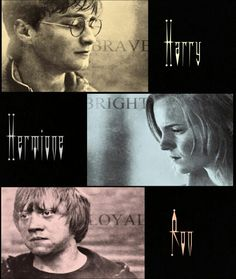 I love all three of you!! I can't believe the movies are over but I want to thank JK Rowling for creating these books and movies!!! Harry Potter will ALWAYS have a place in my heart!