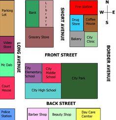 9 mejores im genes de unit 13 review the unit maps y prepositions. Black Bedroom Furniture Sets. Home Design Ideas