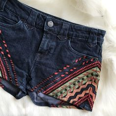 BDG High Waisted Denim Shorts Excellent condition, no flaws! Urban Outfitters Jeans