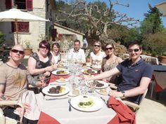 George's trip to Provence