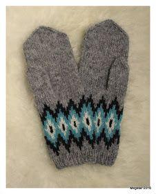 Jälleen valmistui kahdet lapaset Lettlopista. Tällä kertaa halusin neuloa lapaset miesten käsiin. Viikko sitten lauantaina neuloessani hu... Knitting Socks, Knit Socks, Mittens, Gloves, Crochet, Fingerless Mitts, Chrochet, Fingerless Mittens, Crocheting