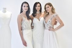 Watters Spring 2018 Wedding Dresses Are Here (And, Duh, They're Gorgeous!) | Brides.com Bridal Wedding Dresses, Wedding Dress Styles, Bridal Style, Bridal Collection, Dress Collection, Bridal Fashion Week, Yes To The Dress, Spring Dresses, Bridal Looks