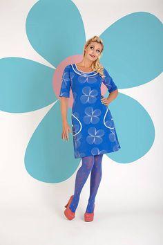 Buy your new dress on newdress.dk Margot dress: Tilda Truetex Spring 2016 #newdress_dk #vintagedress #retrodress