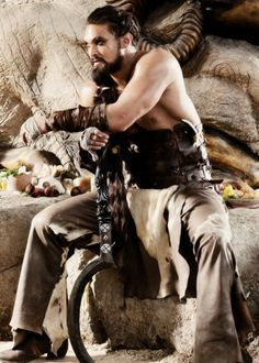 Jason Momoa Game of Thrones Khal Drogo. miss him on that show!